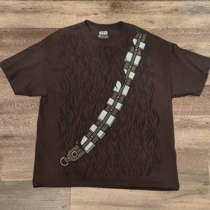 Star Wars I Am Chewbacca Costume T-Shirt